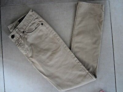 Ralph Lauren Polo Chino Trouser BEIGE Pants Boys Size 10 Years IMMACULATE RRP£79