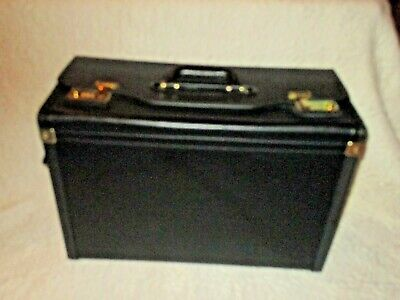 Samsonite Hard Case Brief Sales Doctor Lawyer Catalog Computer Carry Combo Lock