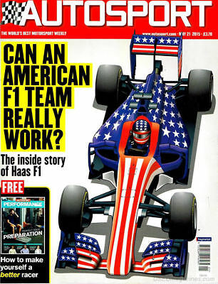 Autosport Magazine ~ ~ ~ Special Offer Buy Any 4 Issues For £6.00 ~ ~ ~