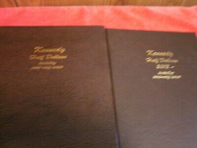 1964 - 2019 Deluxe Kennedy Complete Half Dollar Set 192 Coins fron the U.S Mint
