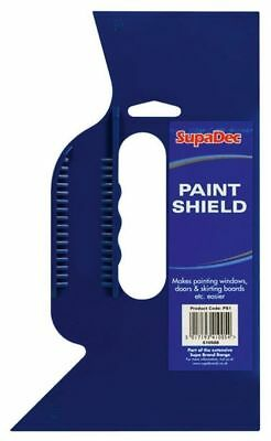 Supadec Paint Shield Painting Tool Decorating DIY Cutting In Angles Window Guard