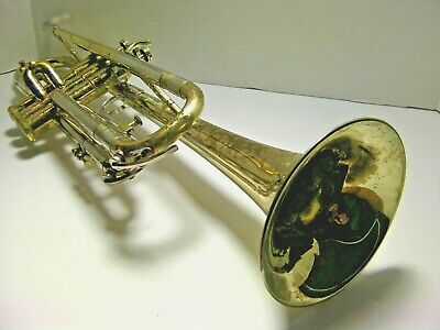 Getzen Super Deluxe 90 Trumpet - Late Model With Power Bore Features