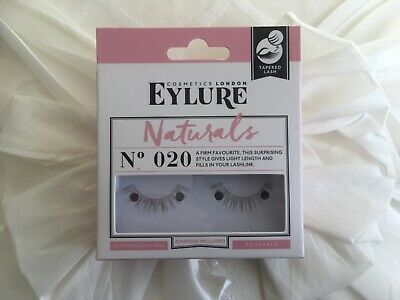 8bcf16bf64a NEW EYLURE EYE Lashes NEW LOOK NATURALS 020 - £4.45 | PicClick UK