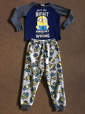 Despicable Me - Minion Pyjamas - Size 6 years