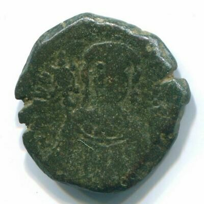 Authentic BYZANTINE EMPIRE  Coin ANC12863.7