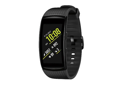 RB Samsung Gear Fit2 Pro Fitness Smartwatch - Black, Small