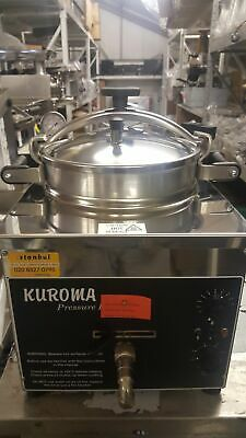 Original Kuroma Xl Table Top Pressure Fryer,Southern Fried Chicken Brand New