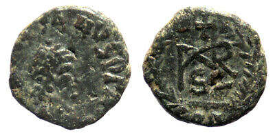 Marcian AE4 Constantinople mint