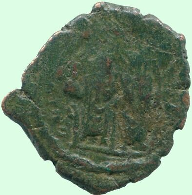 AUTHENTIC BYZANTINE EMPIRE Æ Coin 5.63 g/23.44  mm ANC13471.13