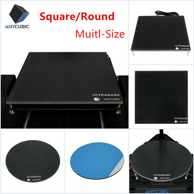 *AU STOCK* ANYCUBIC Ultrabase Glass Plate Multi-Size / Heated Bed for 3D Printer