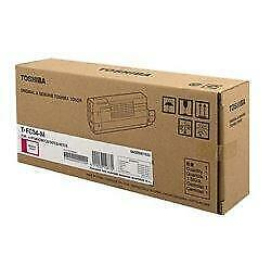 GENUINE Toshiba TFC34 Magenta Copier Toner Cartridge TFC34M