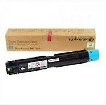 GENUINE Xerox C2260 C2263 C2265 Cyan Copier Toner Cartridge CT201435