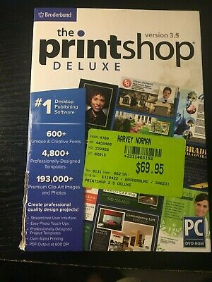 The Printshop Professional 3.5 New