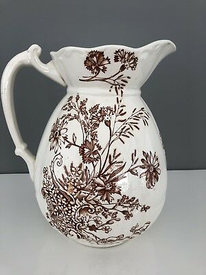 Vintage Alton Pottery Wash Jug / Pitcher