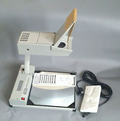 Elite Ambassador portable overhead projector with bag OHP
