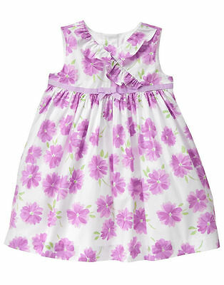 GYMBOREE FAMILY BRUNCH MINT LACE w// BOW JACQUARD EASTER DRESS 18 24 2T 5T NWT