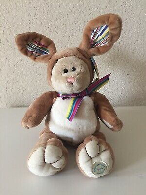 Starbucks Coffee Bearista Bear 2008 Bunny Suit 75th Edition Easter GIFT