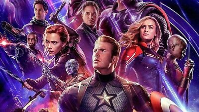 avengers endgame Tickets Opening Night Thurs April 25th JERSEY GARDENS AMC 20