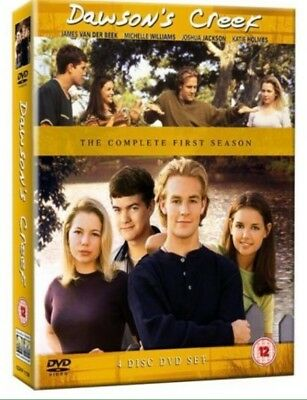Dawsons Creek Dvd Complete Series Season 1 4 Disc Rare Romance Teen Drama
