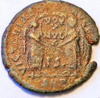 Roman Ancient Coin. The Antonines. Diocletiani