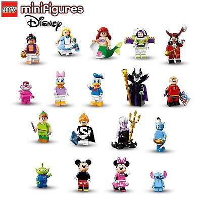 LEGO Figurine Minifigure Serie Disney - 71012 - Choose Minifig, Au Choix