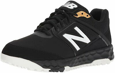New Balance Homme T4040BK3 Turf Baseball Chaussures