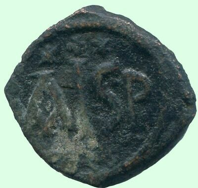 AUTHENTIC BYZANTINE EMPIRE  Æ Coin 6.8 g/21.12  mm ANC13587.16