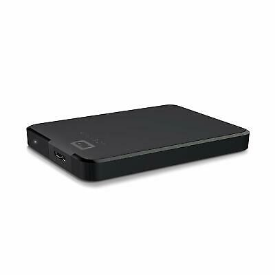 WD Elements 2 TO TB USB 3.0 Disque Dur 2.5'  2TO 2TB Recertifié Western Digital