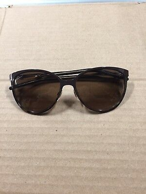 7440245c2bda4 GUCCI WOMENS SUNGLASSES 4255/S Shiny Black & Gold Brand New Cat-Eye ...