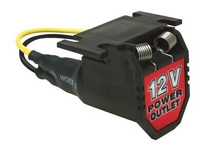 ROADPRO RPPS-16ES 12-volt Auxiliary Power Port or Outlet  - NOS