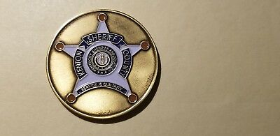 KENTON COUNTY (KY) Sheriff's Office Challenge Coin (C10)