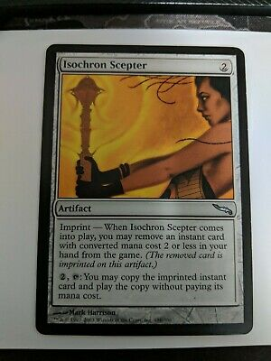 1X Isochron Scepter Japanese NM EMA
