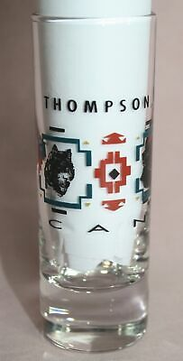 WINNIPEG MANITOBA CANADA GREAT CANADIAN CITIES COLLECTION SHOT GLASS