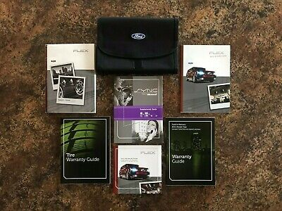2011 ford flex owners manual