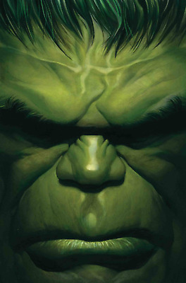 IMMORTAL HULK #18 Alex Ross Cover A (Marvel Comics 2019) - PRESALE
