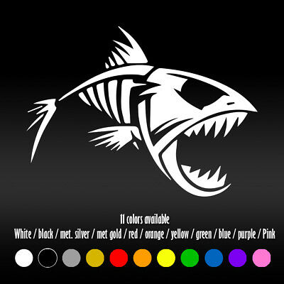 "White 6/"" x 6/"" Fisherman #2201W Fly Fishing Window Decal for Car /& Truck"