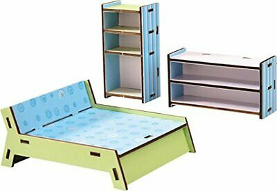 HABA Little Friends Master Bedroom - 3 pieces set Ship free use