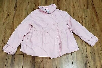 Janie & Jack Pink Girls Winter Coats Girls Youth Size 6