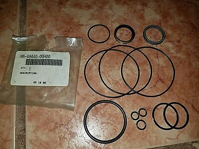 New Nissan, TCM Forklift Orbitrol Seal-Kit  (Part No:NI49440-00H00)