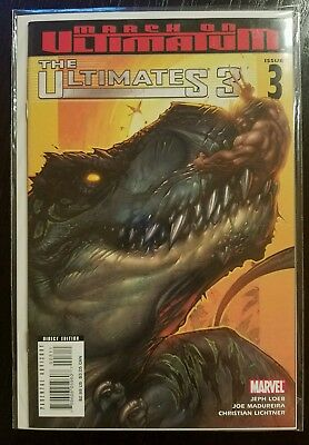 Marvel Comics The Ultimates 3, 2007 Combined Shipping nm 9.6 OR BETTER