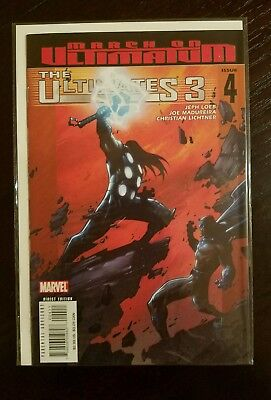 The Ultimates 3 #4 (2008) Marvel Combined Shipping nm 9.6 Or Better
