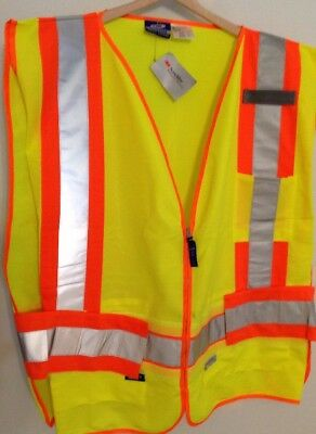 ORION safety Vest Yellow XXL