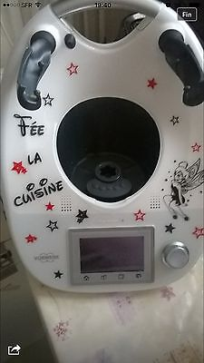 stickers fée thermomix  Tm5
