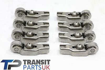Ford Transit 2.2 Rocker Arm Follower Mk8 Euro 5 Tdci 2011 On Set Of 8
