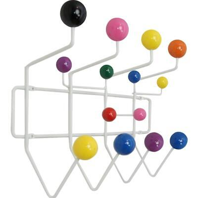 Immortal Masterpiece Eames Hang It All Generic Reproduct Product Hanger NEW