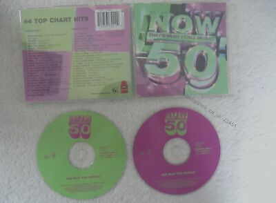 23451 Now That's What I Call Music ! 50 CD (2001)