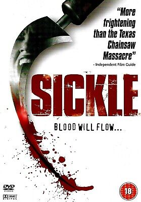 Sickle (DISC ONLY) DVD Horror