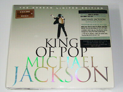 Michael Jackson - King Of Pop (Korea 2Cd Limited / Numbered / New Rare Sealed!)