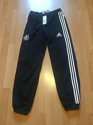 ADIDAS DFB DEUTSCHLAND Trainingshose Sweat Pant Jogginghose Frauen gr. 28 (162)