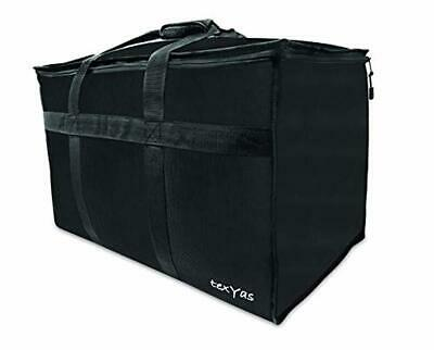 TexYas Extra Large Insulated Thermal Food Delivery Bag | Commercial Grade, Ideal